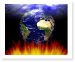 Earth temperature increase